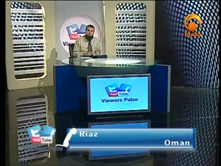 Viewers Pulse _ 21 February 2012 - Malik Evangelatos‬‏‬‬‬‬‬‬