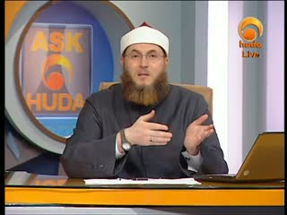 Ask Huda_ 19 February 2012 - Dr Muhammad Salah