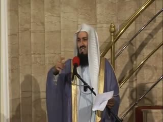 Stories Of The Prophets-25- Musa, Uzair, Hizqeel, Yushua, Dawud (as) Part 1 - Mufti Ismail Menk