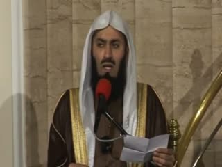 Stories Of The Prophets-26- Dawud (as) - Part 2 - Mufti Ismail Menk