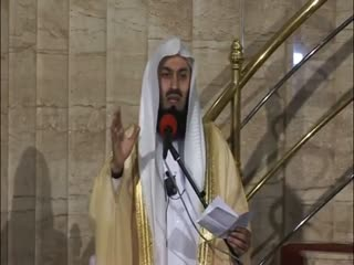 Stories Of The Prophets-29- Isa (as) - Mufti Ismail Menk
