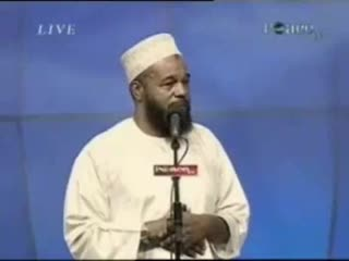 Bilal Philips at Peace- The Solution for Humanity Conference