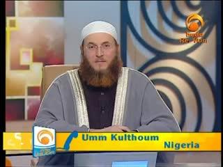 Ask Huda 17 January 2012 Shaikh Muhammad Salah