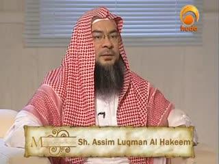 Mercy for Mankind part [39_78] - Huda tv - Assim Al Hakeem - Seerah Prophet Mohammad (pbuh)