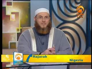 Ask Huda 22 January 2012 Shaikh Muhammad Salah