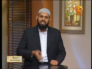 The Richness of Allah - The Best of Knowledge Huda tv Saeed Al Gadi 5