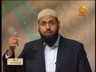 The Clemency of Allah - The Best of Knowledge Huda tv Saeed Al Gadi 11