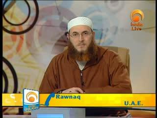 Ask Huda 20 December 2011 Shaikh Muhammad Salah