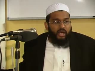 An explanation of the Two Shahadahs - Part 1 - Yasir Qadhi