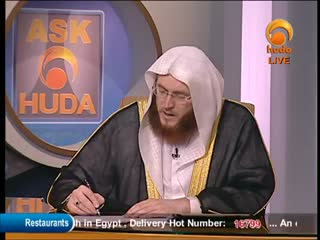 Ask Huda (Live), 26 June 2012 - Dr Muhammad Salah