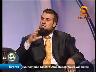 Let's Talk, Depression - Malik Evangelatos, Guest Sh Ibrahim Zidan