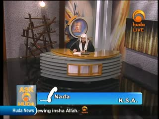 Ask Huda (Live), 1st July 2012 - Dr Muhammad Salah