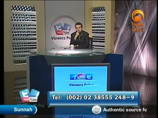 Viewers Pulse (Live), 1st July 2012 - Malik Evangelatos