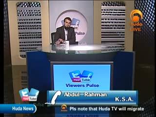 Viewers Pulse (Live), 10 July 2012 - Malik Evangelatos