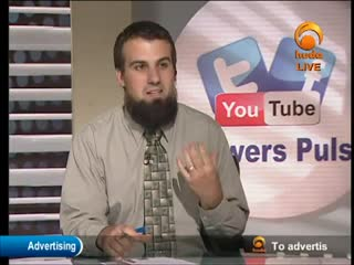 Viewers Pulse (Live), 24 June 2012 - Malik Evangelatos, Guest Ali Ahmed