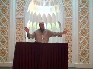 Being A Muslim & Its Challenges- Lecture - Sh. Dr. Muhammad Salah