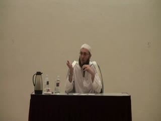 Islam and Inter-Communal Relations- Lecture - Sh. Dr. Muhammad Salah