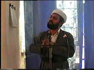 جریان توهین به رسول  ماموستا محمد علوی