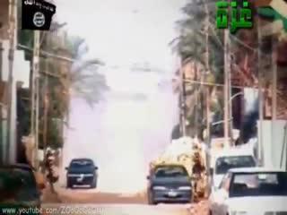 زیباترین عملیات تیراندازی توسط قهرمانان عراقی