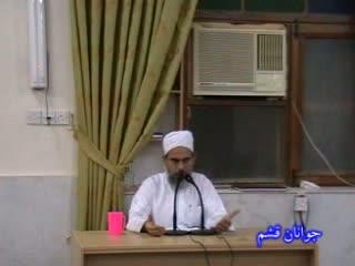 احکام روزه توسط شیخ عبدالرحیم خطیبی