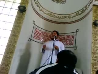 Hadeeth Qudsi Sheikh AbdulBary Yahya in seattle cham