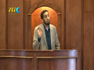 Are You Ungrateful  by Ustadh Nouman Ali Khan
