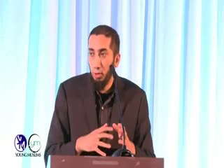Dealing with Monsters  A Dummies Guide.. Nouman Ali Khan
