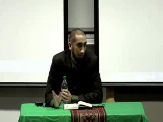 Discipline your life- Nouman Ali Khan