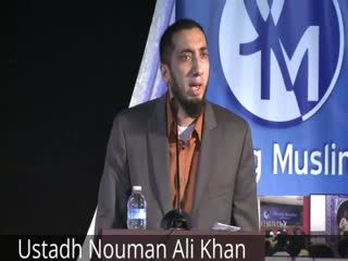 From Darkness to Light - Ustadh Nouman Ali Khan