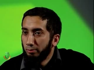 Hannah Montanas are the Filth of the Planet.. Nouman Ali Khan