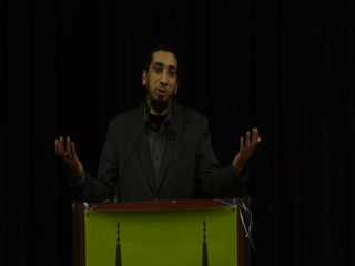 Nouman Ali Khan   The Quran's Remedy for Sadness