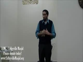 The Biggest Losers -Juma'ah Khutbah… Noman Ali Khan