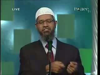 Dr Zakir Naik and Oxford Union Debate Address 4 of 7.