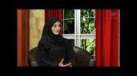 من مسلمانم - مصاحبه زنده با خانم شیرین تازه مسلمان رومانی در استودیو شبکه جهانی نور