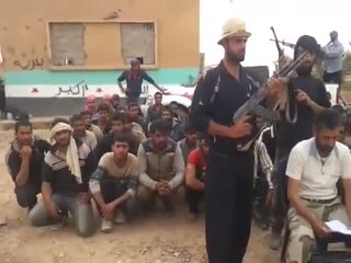 جدایی 90 سرباز از ارتش اسد