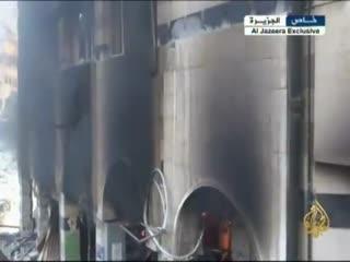 بمباران مساجد در دومای سوریه