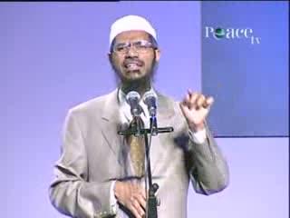 Dr. Zakir Naik -Media and Islam war