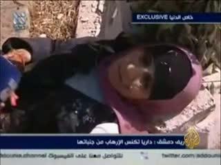 شگفتا از عملکرد رسانه ها در نظام سوریه