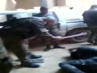 شکنجه و سوزاندن دو جوان سوری توسط باندهای اسد