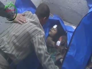 اوباما حامی دمکراسی! چرا بر کودکان مسلمان نمی گرید! (1)