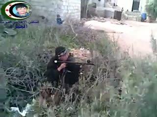 بازی کودکان سوری !