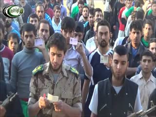 جدایی 400 نظامی از ارتش بشار اسد